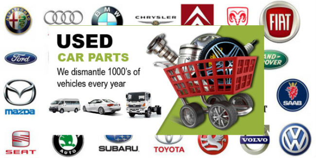 Used Car Parts Christchurch