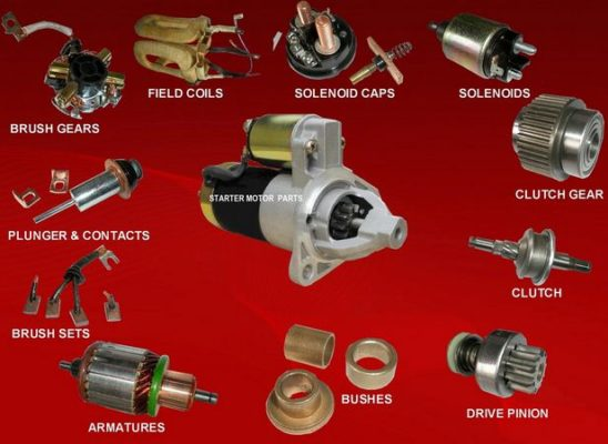 Alternator Starter Motors Auckland