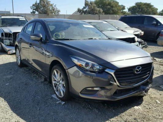 Mazda Used Car Parts