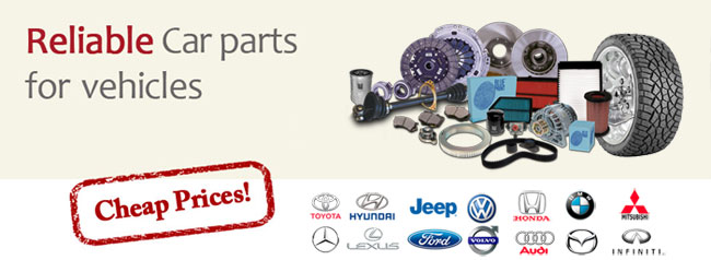 Mitsubishi Used Car Parts