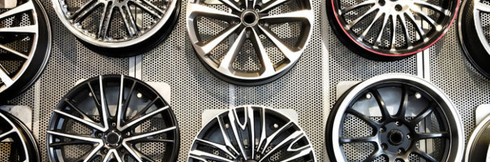 Used Alloy Wheels