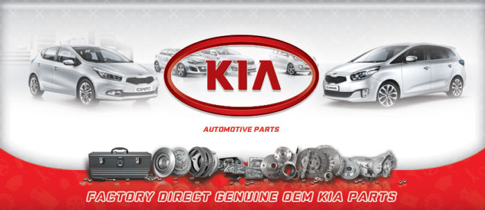Kia Used Car Parts